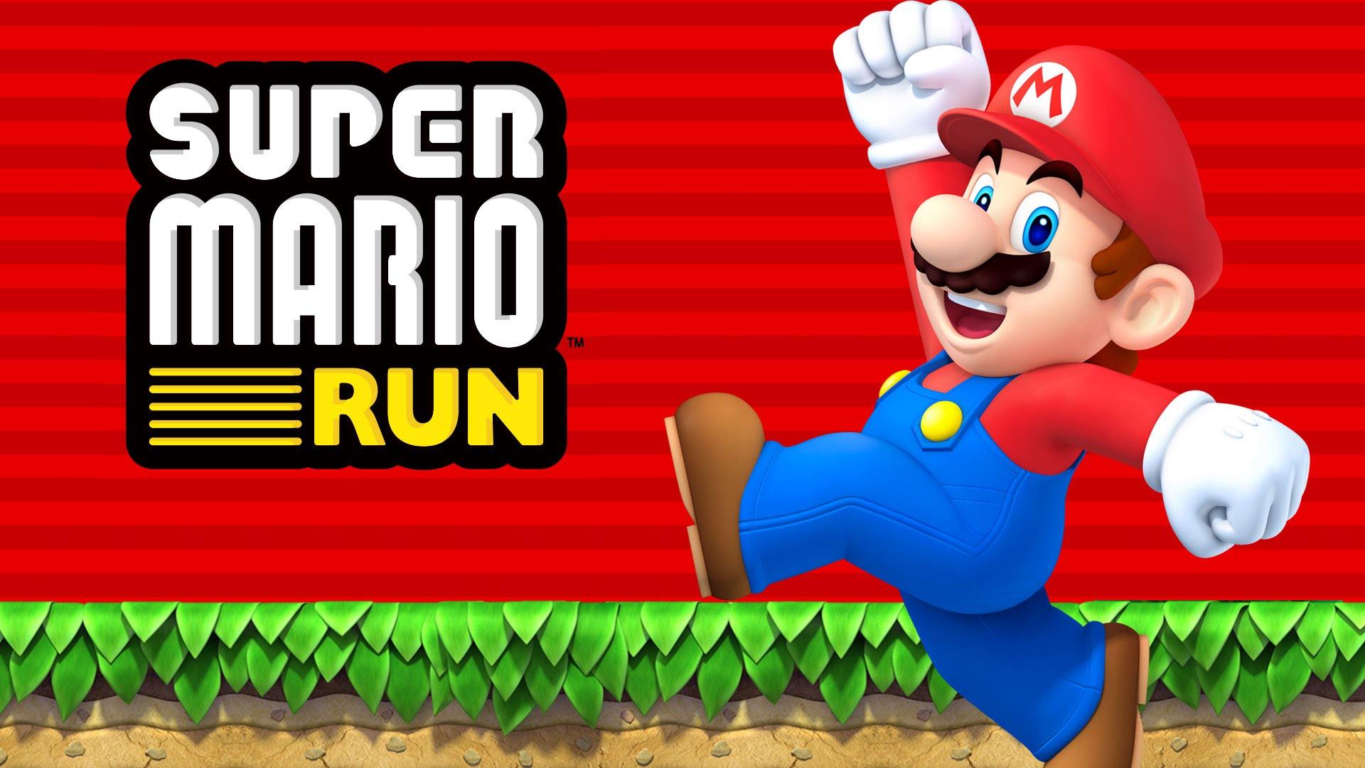 Super Mario Run! La nouvelle euphorie du moment?!