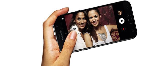 Découvrez les nouveaux Smartphones Galaxy A 2017 de SAMSUNG!