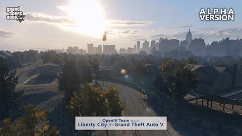 Liberty city arrive bientôt dans GTA V !!!