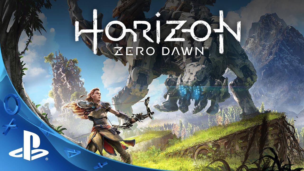J-7 pour Horizon Zero Dawn!