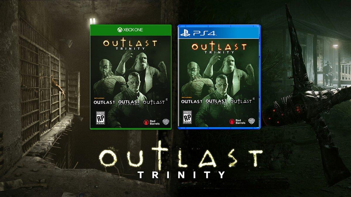 Nouvelle bande annonce terrifiante de Outlast 2 avant sa sortie!!!