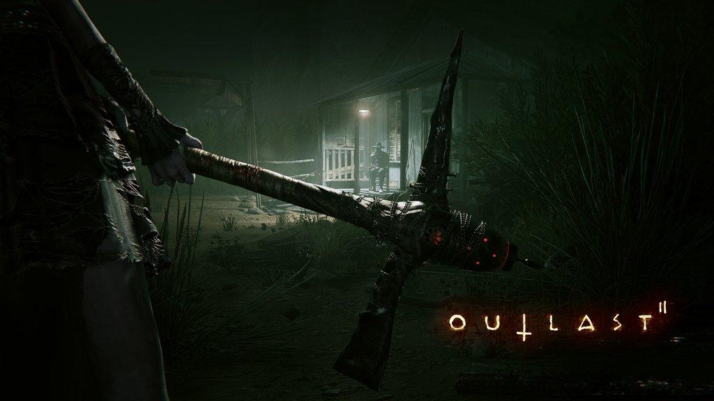 Outlast Trinity prévu pour le 25 avril!!!