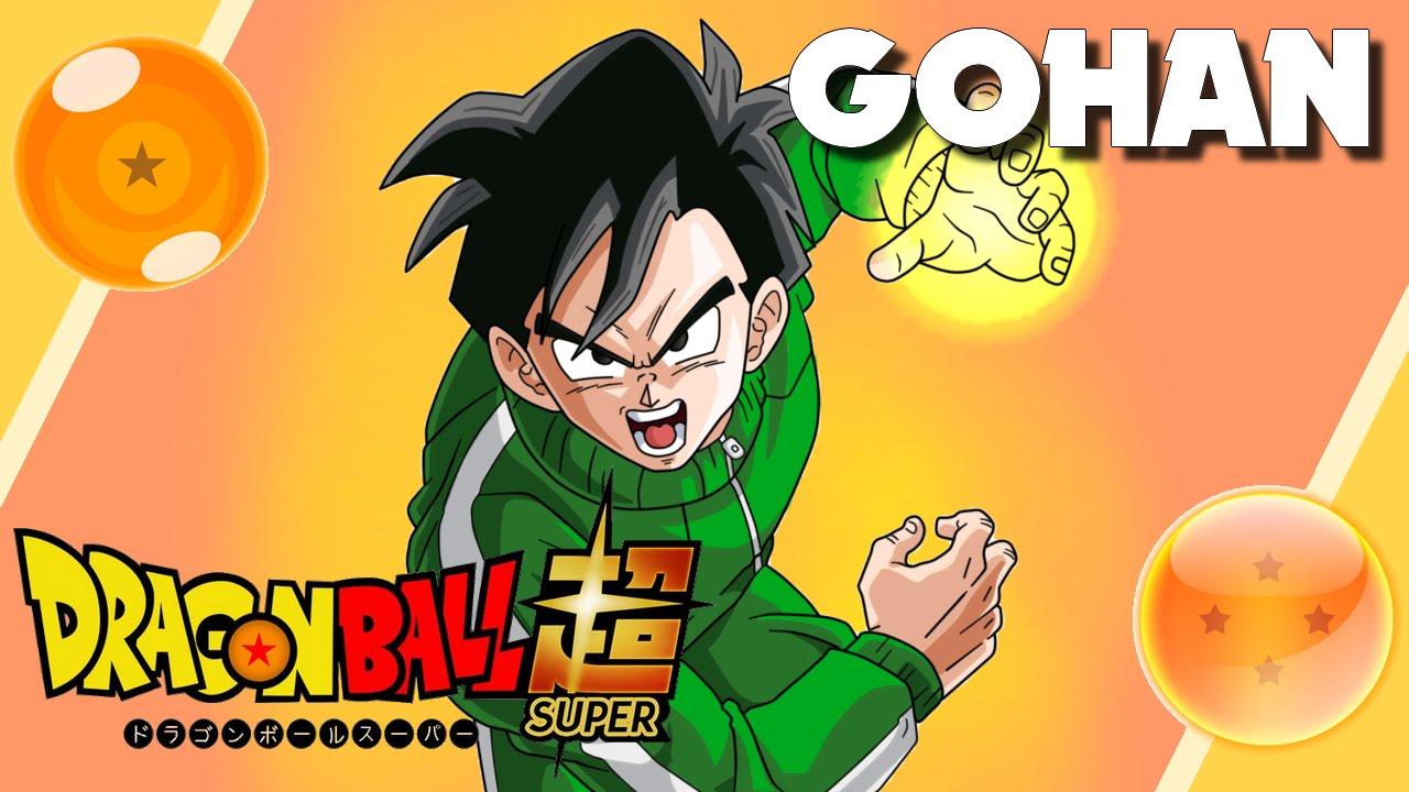Le retour de Gohan prévu pour l'épisode 88 de DRAGON BALL SUPER!!!