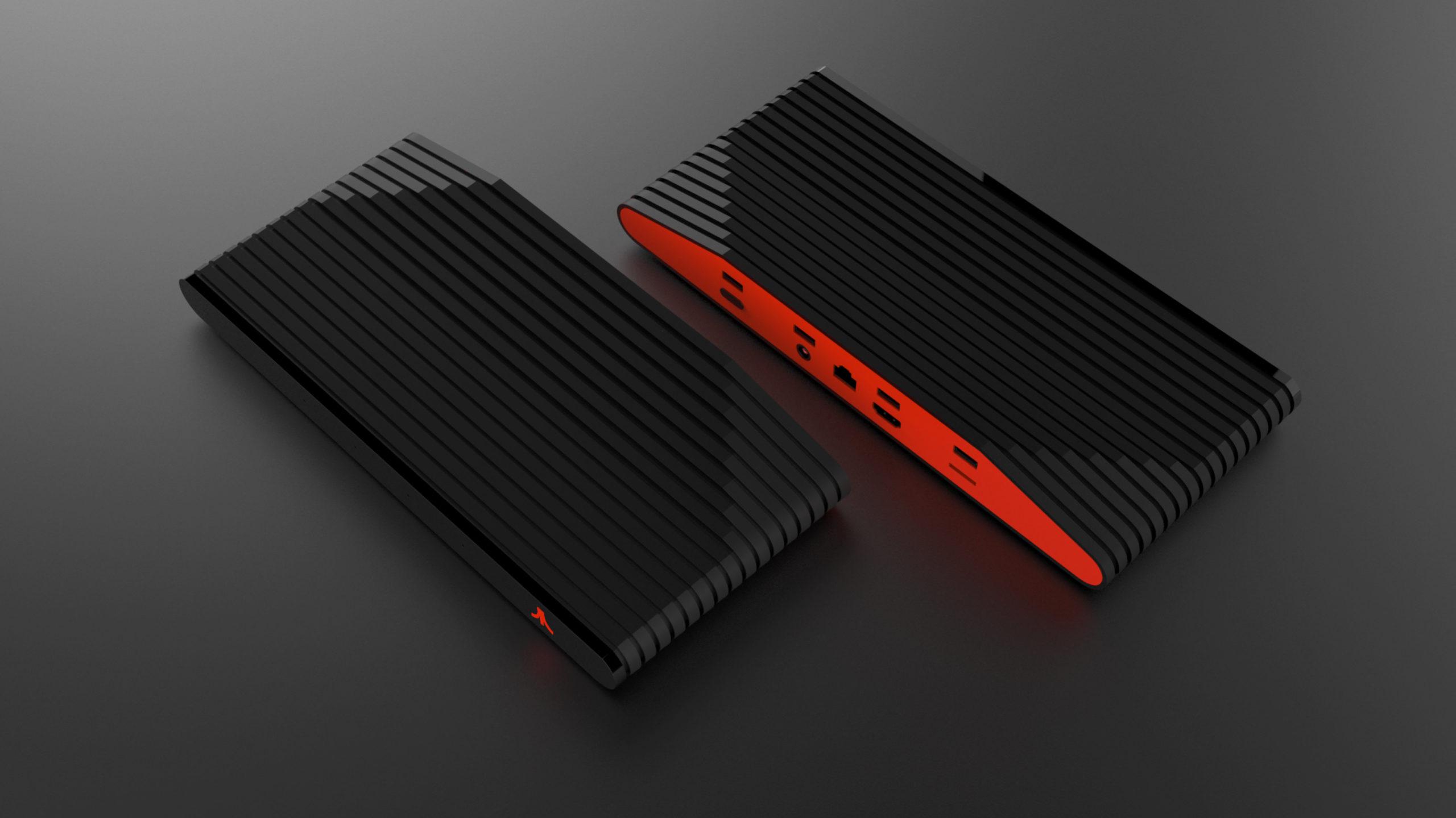 Atari s'inspire de Nintendo avec l'Atari Box !!!