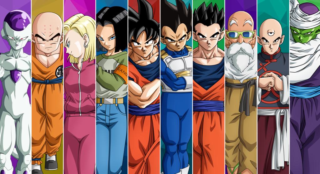Dragon Ball Super : L'union fait la force !!!