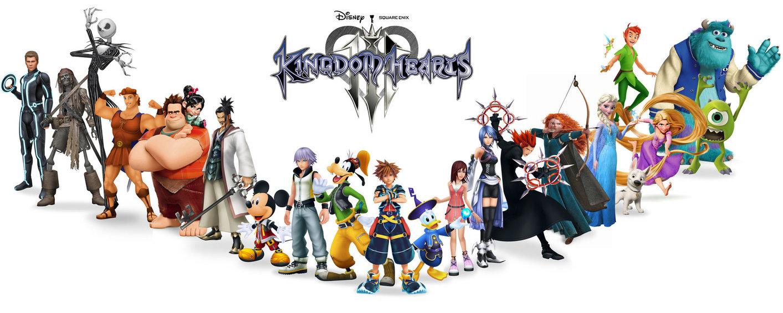 Nouvelle vidéo pour Kingdom Hearts III !