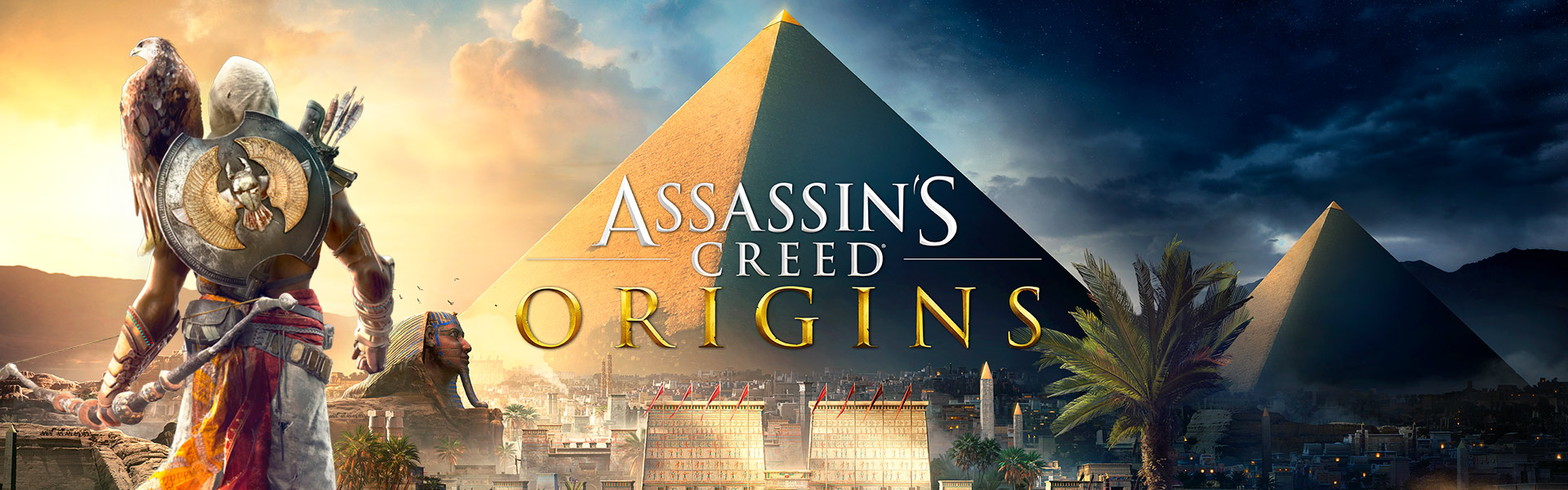 Assassin's Creed Origins !