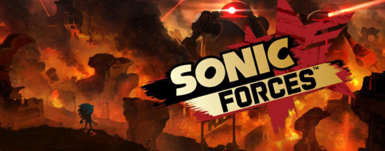 Sonic Forces sera disponible le 7 Novembre !!!