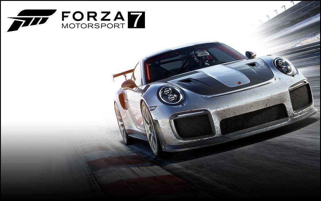 La démo de Forza 7 disponible demain sur le XBOX LIVE !!!