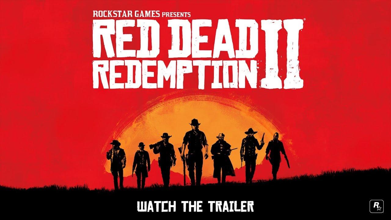 Le nouveau trailer de RED DEAD REDEMPTION 2 est enfin disponible et il est tout simplement sublime !!!