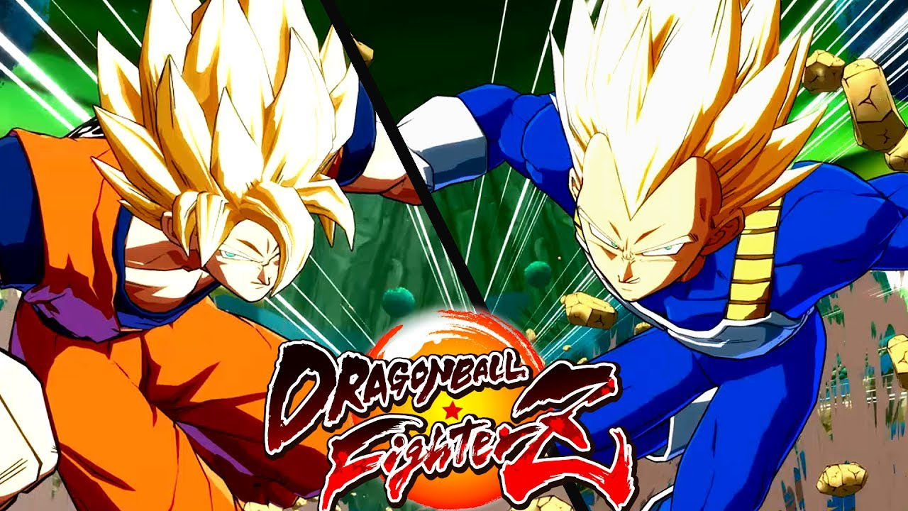 Ready For Dragon Ball FighterZ !