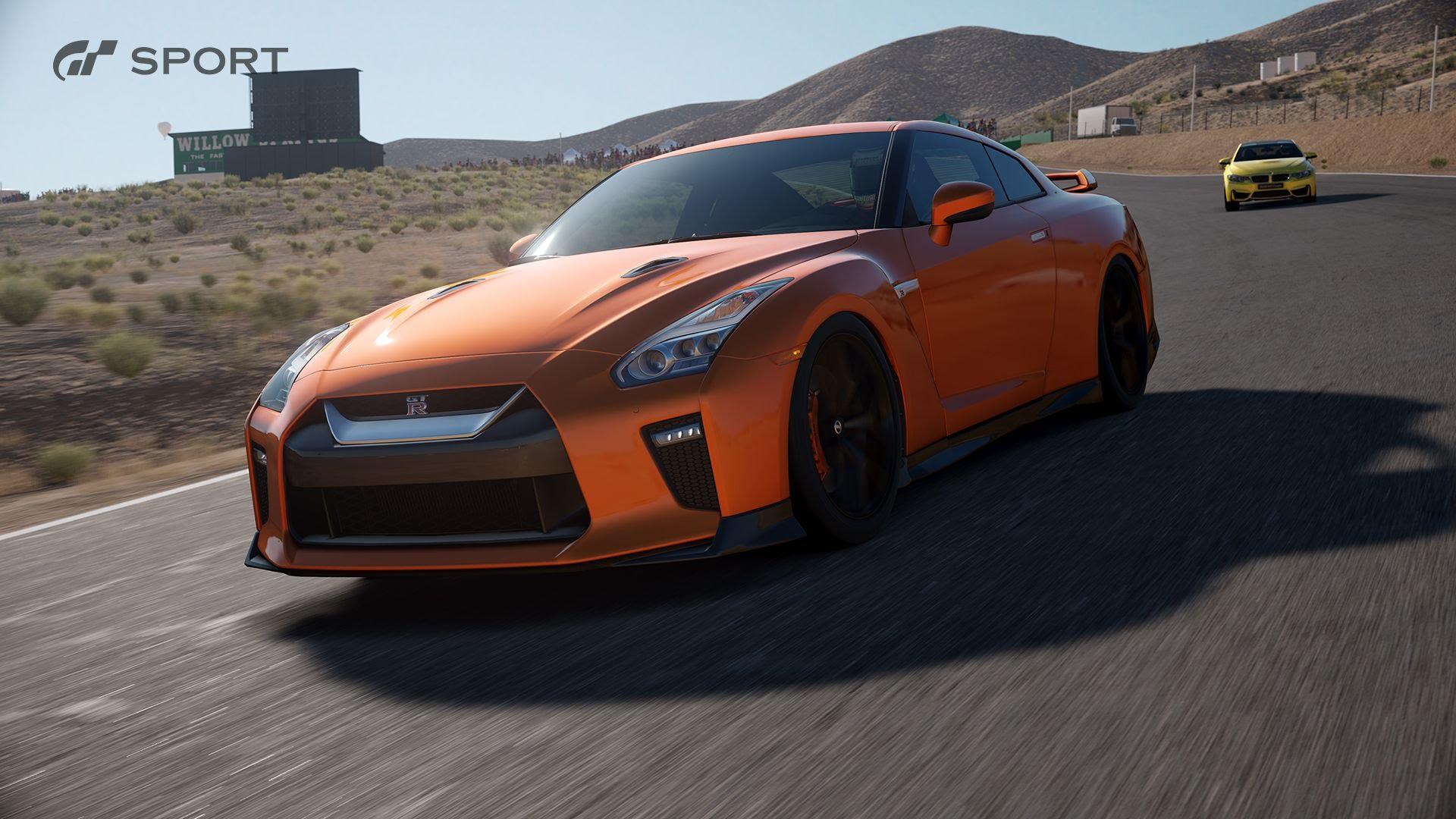Gran Turismo Sport prépare son arrivée sur PlayStation 4 !!!