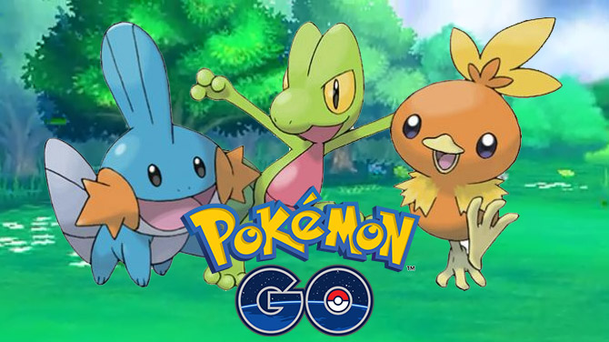 Pokémon GO: en route pour la troisième génération!