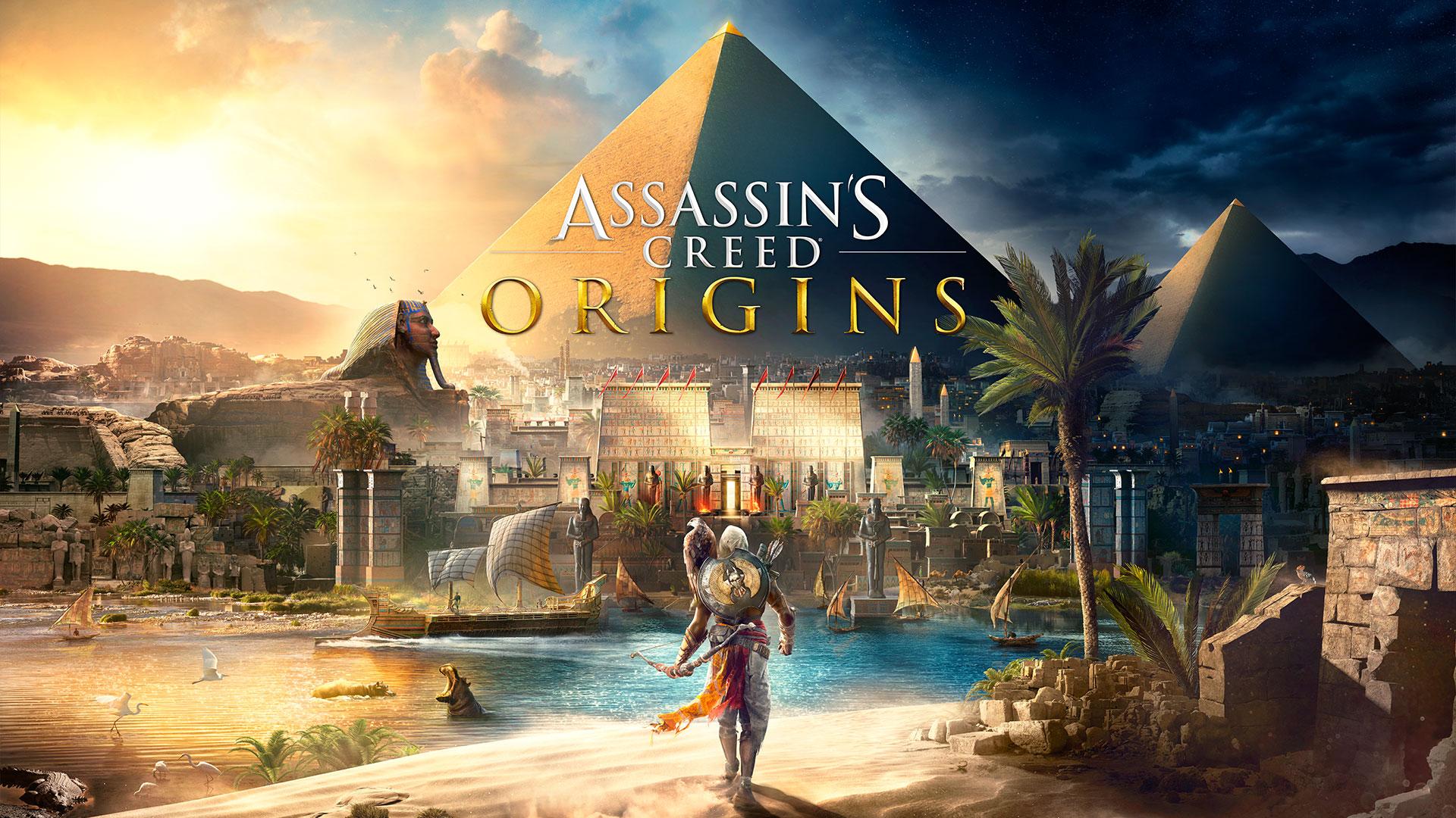 THE HIDDEN ONES…le premier DLC d'ASSASSIN'S CREED ORIGINS !