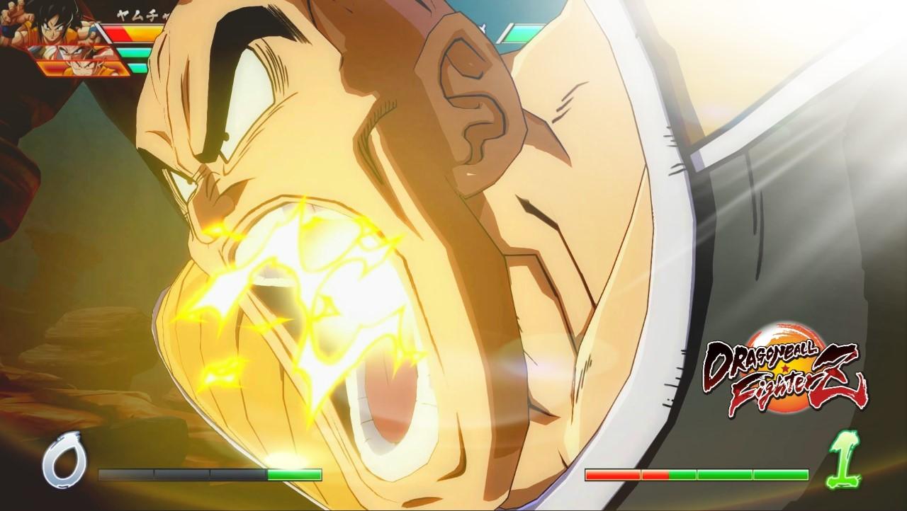 Nappa démontre toute sa puissance dans ce nouveau trailer de Dragon Ball FighterZ !