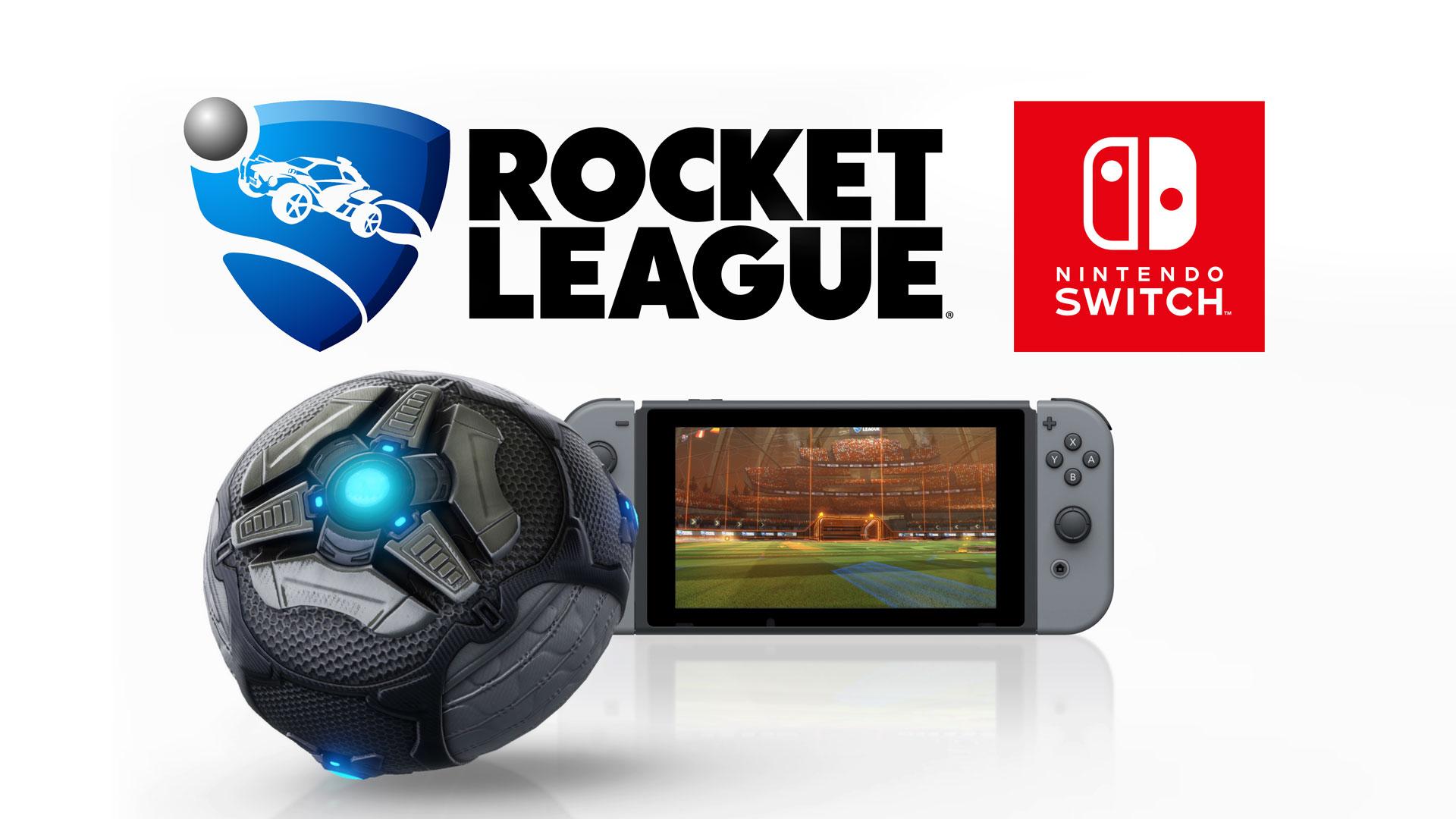 On connaît la date de sortie de Rocket League sur Nintendo Switch !