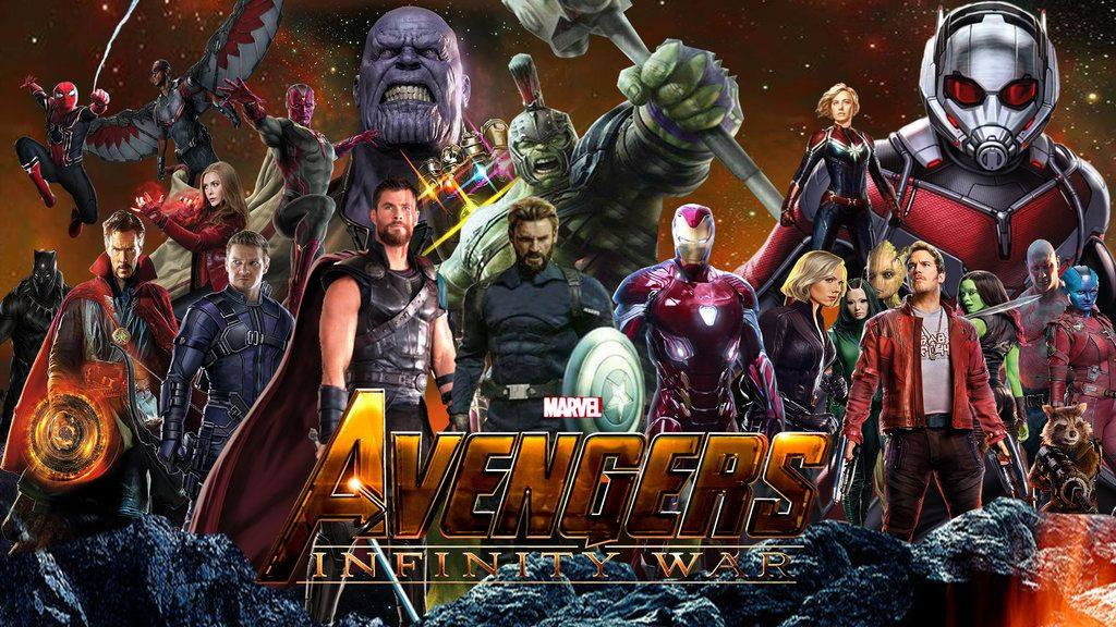 L'incroyable bande annonce d'Avengers 3: Infinity War !!!