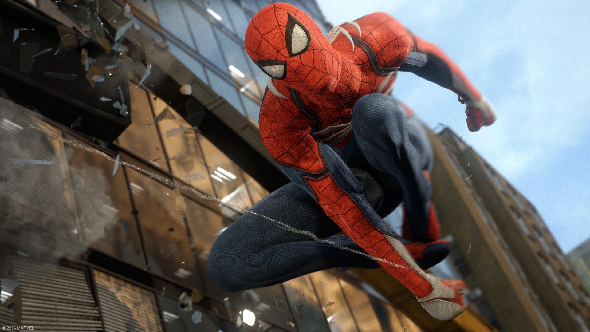 Sony nous régale avec ce nouveau trailer de Spider-Man !