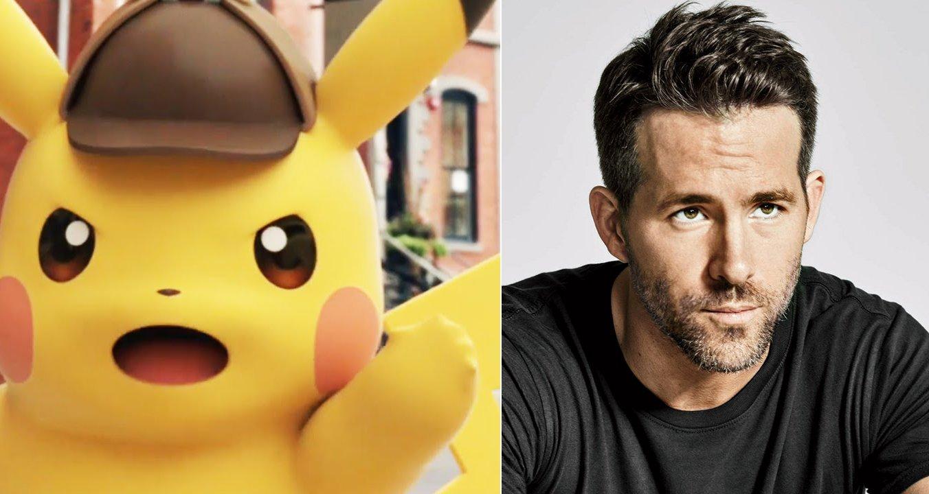 Après Deadpool, Ryan Reynolds incarnera Pikachu !