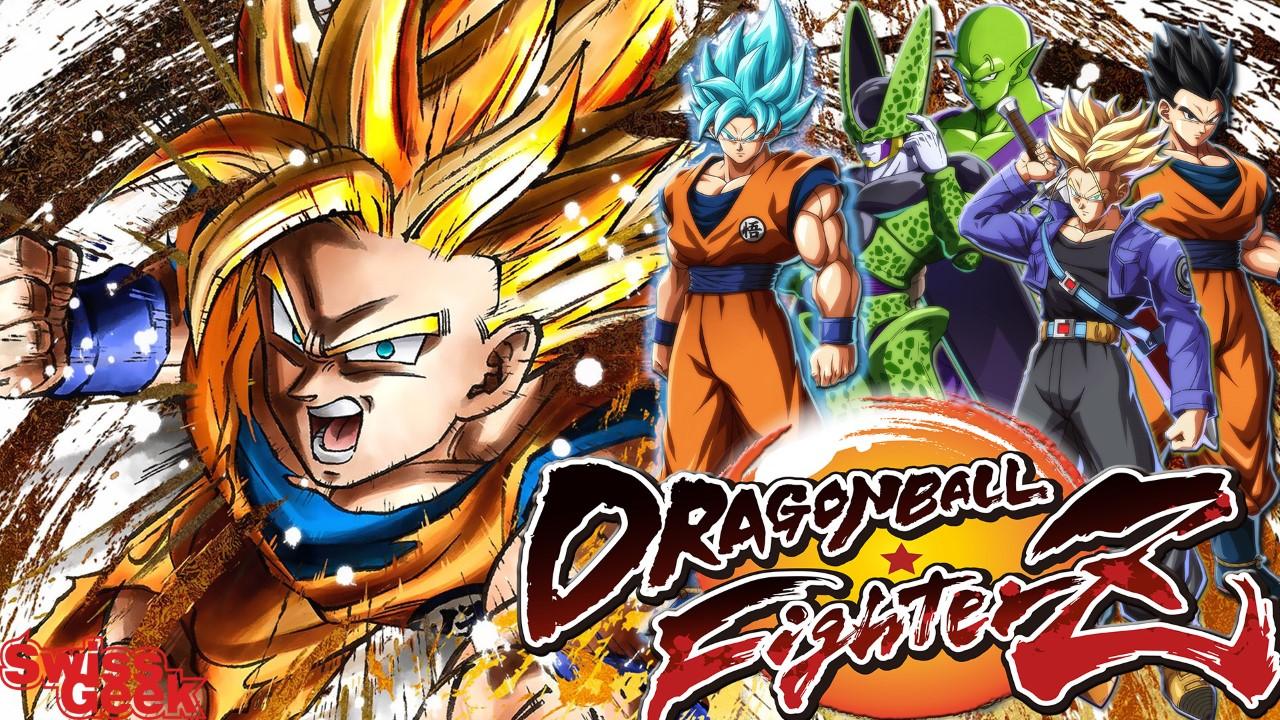 Plus que 14 jours pour Dragon Ball FighterZ !!