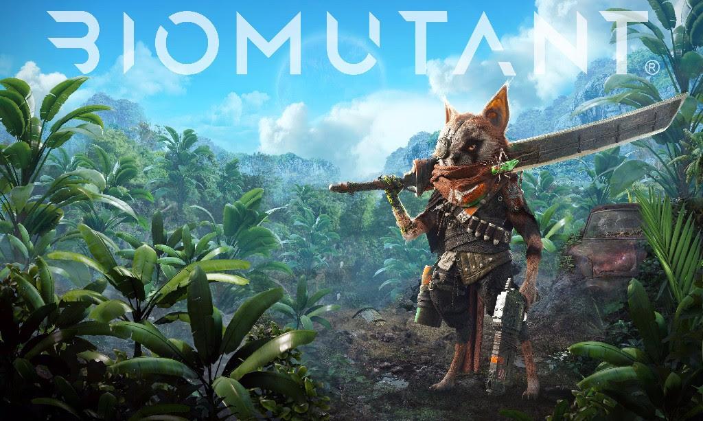 Nouvelle vidéo de Gameplay pour le titre de THQ Nordic: BIOMUTANT !!