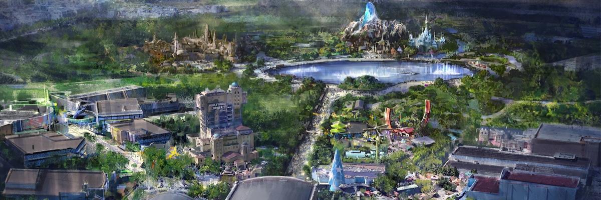 STAR WARS/MARVEL/LA REINE DES NEIGES SERONT LE FUTUR DE DISNEYLAND PARIS !!