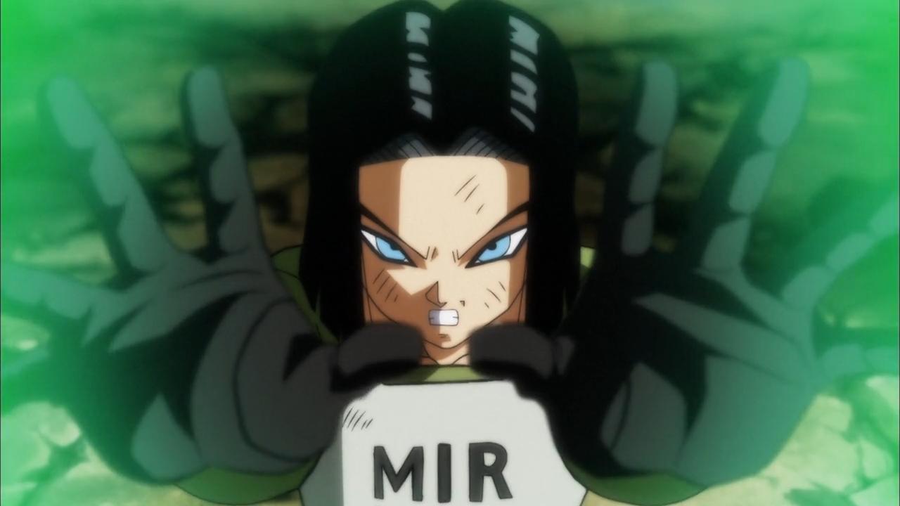 DRAGON BALL SUPER: La puissance de Jiren, l'endurance de Vegeta, le Talent de C-17 !!