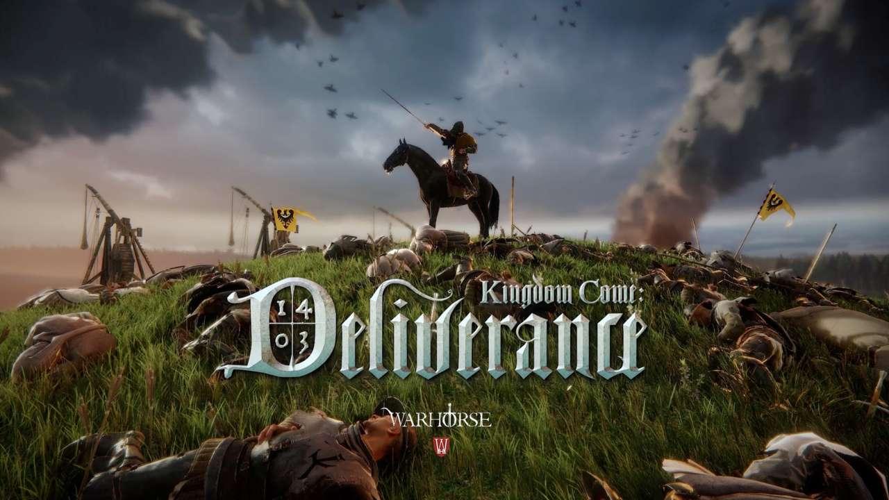 KINGDOM COME DELIVRANCE bien parti pour atteindre le million d'unité vendue en 1 semaine !!