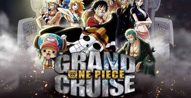 One Piece Grand Cruise prévu pour le 22 Mai sur PlayStation VR !!