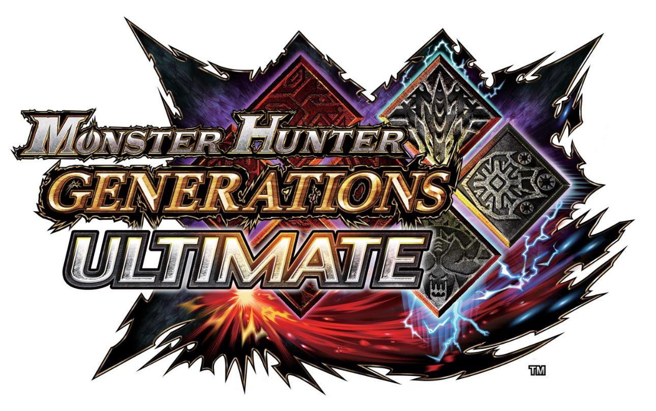 MONSTER HUNTER GENERATIONS ULTIMATE débarque sur Switch le 28 août prochain