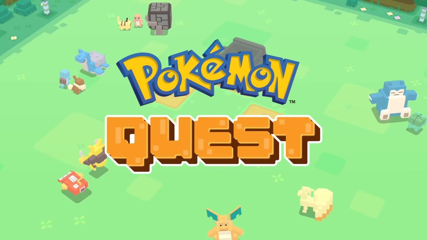 Un nouveau jeu Pokémon est sorti sur Switch!