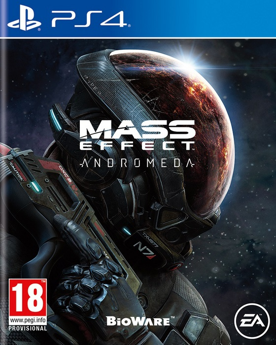 Mass Effect – Andromeda