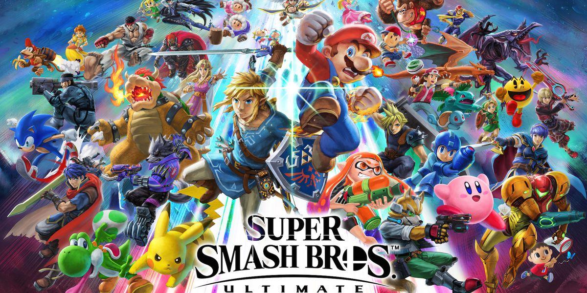 Super Smash Bros. Ultimate sur Switch annoncé en long et en large!!!