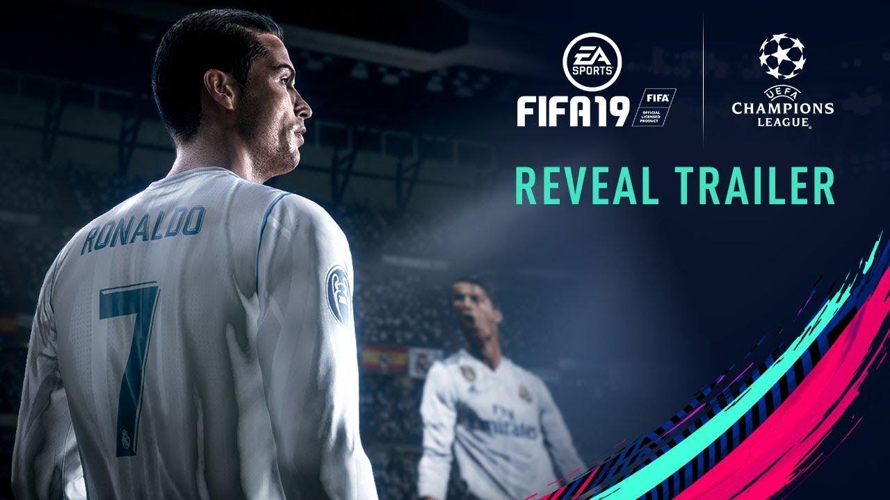 FIFA 19 : La Ligue des Champions confirmée par EA lors de sa conférence à l'E3 !!