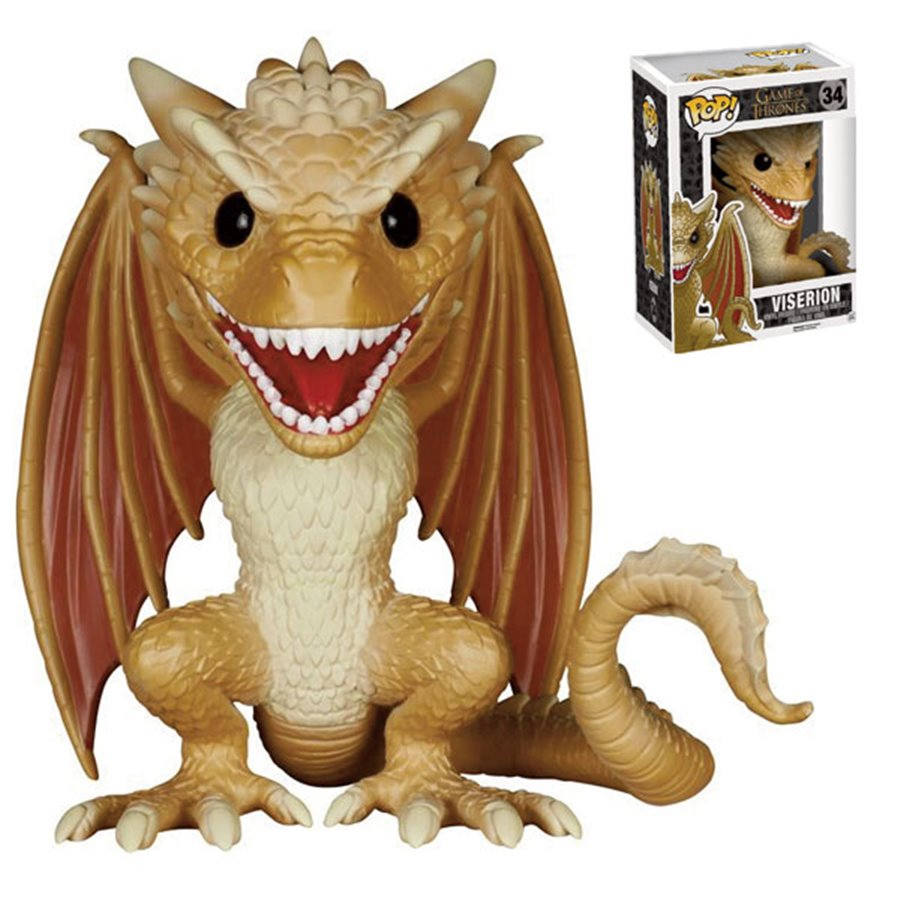 VISERION – OVERSIZE – GAME OF THRONES – POP SÉRIES (FIGURINES)