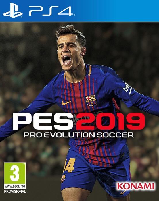 PES 2019 – Pro Evolution Soccer 2019