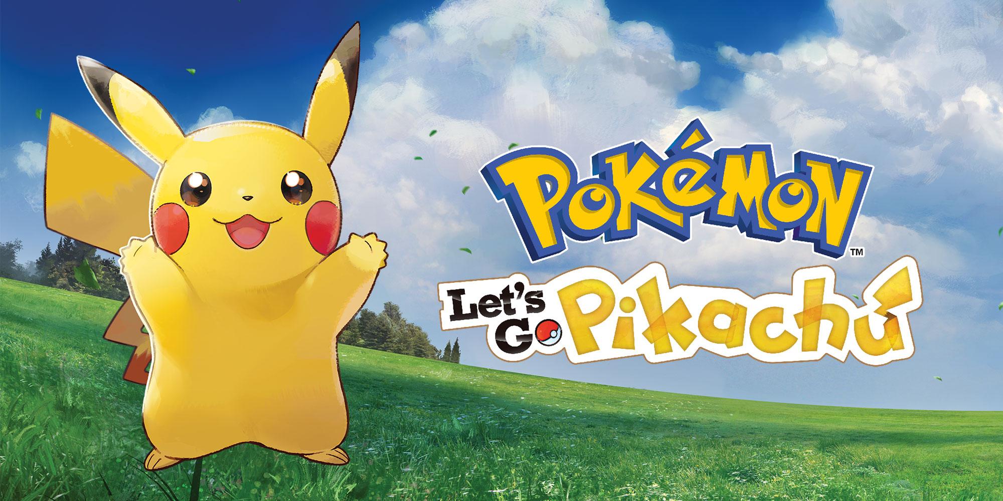 Une nouvelle vidéo de présentation de Pokémon Let's Go Pikachu/Evoli