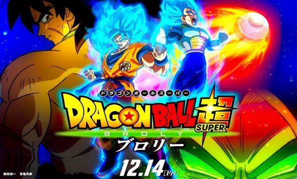 Une première bande-annonce pour Dragon Ball Super : Broly