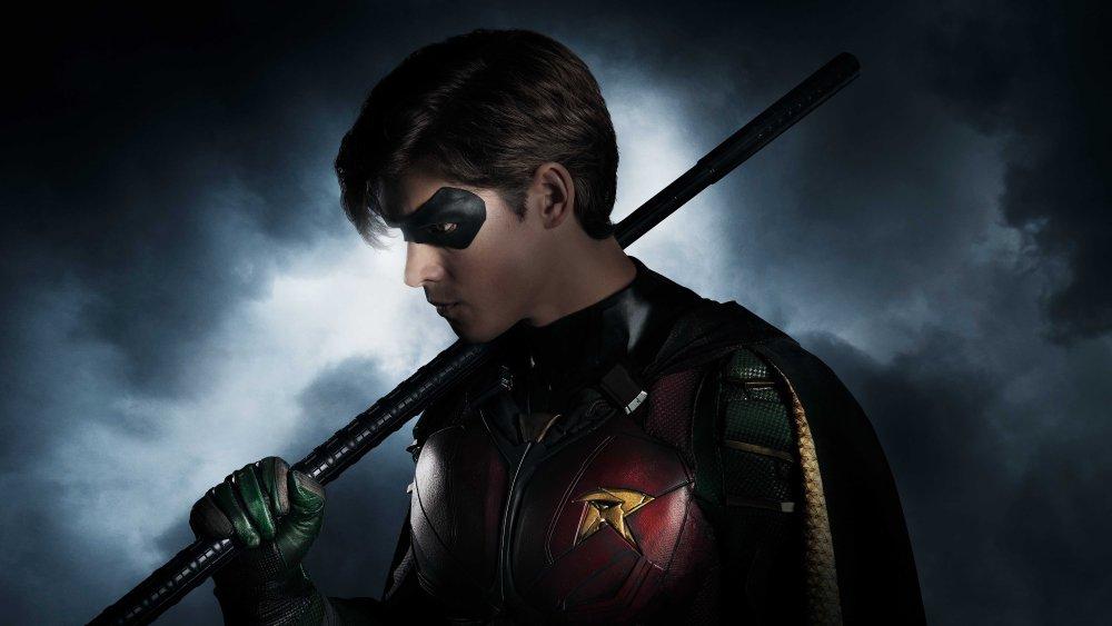 """Une première bande-annonce pour la nouvelle serie DC """"Titans""""!!!"""