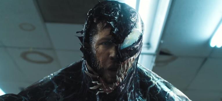 Nouvelle bande annonce de Venom !!