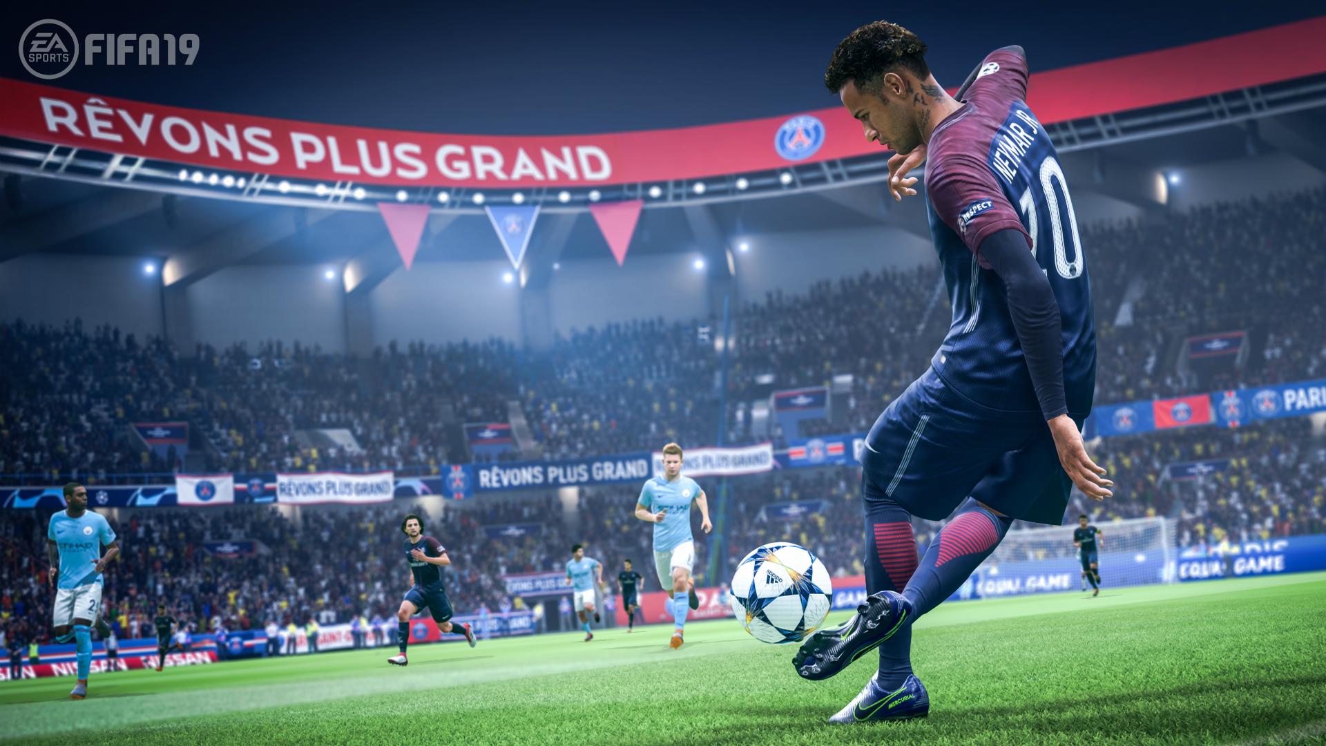 FIFA 19 annonce deux nouveaux mode de jeu !! Survie et sans arbitre !!