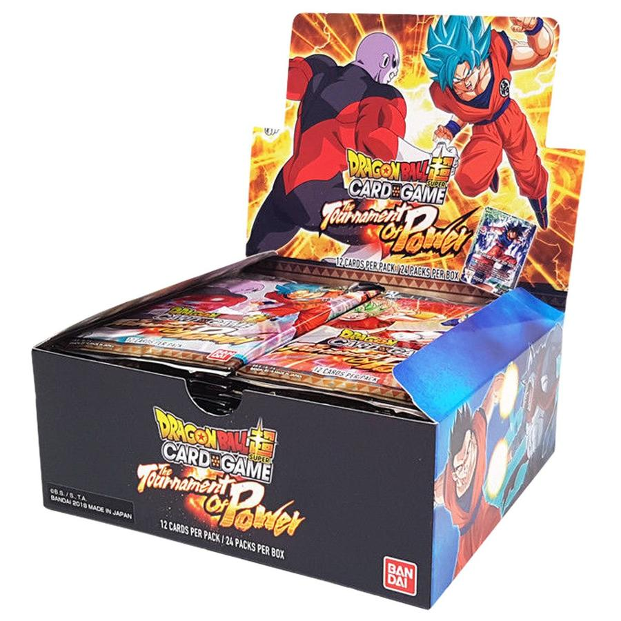 Booster Dragon Ball Super Card Game Tournament Of Power
