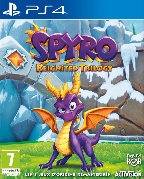 Spyro Reignited Trilogy [PS4]