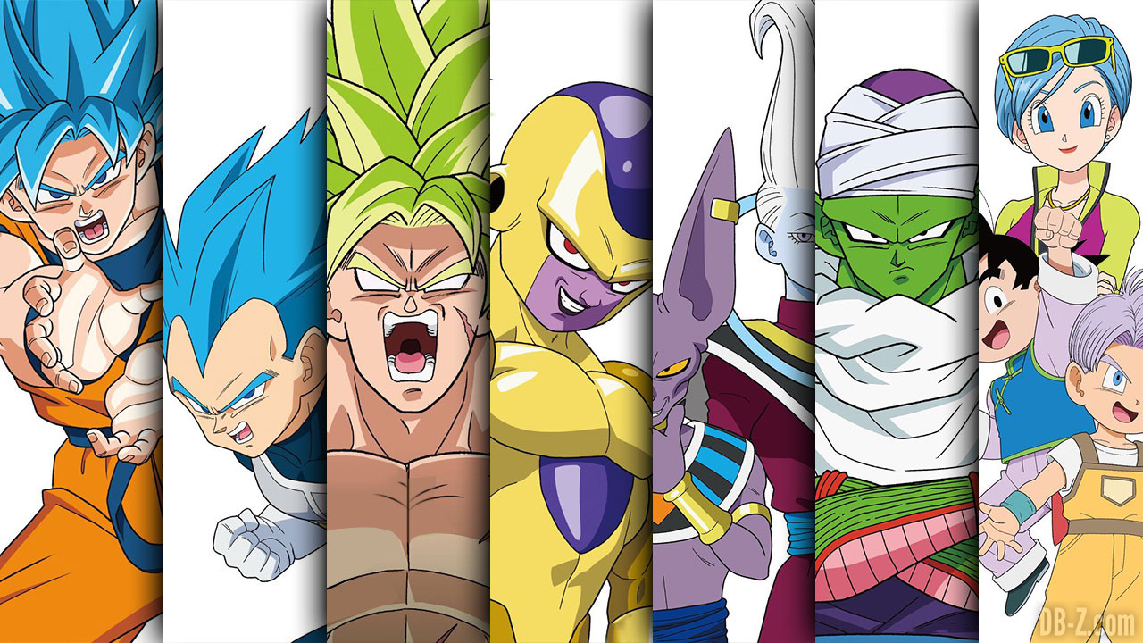 Un second trailer plein de nostalgie pour le film Dragon Ball Super: Broly