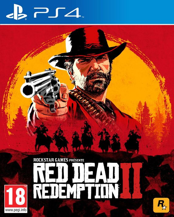 TEST: RED DEAD REDEMPTION 2 sur Ps4 !!