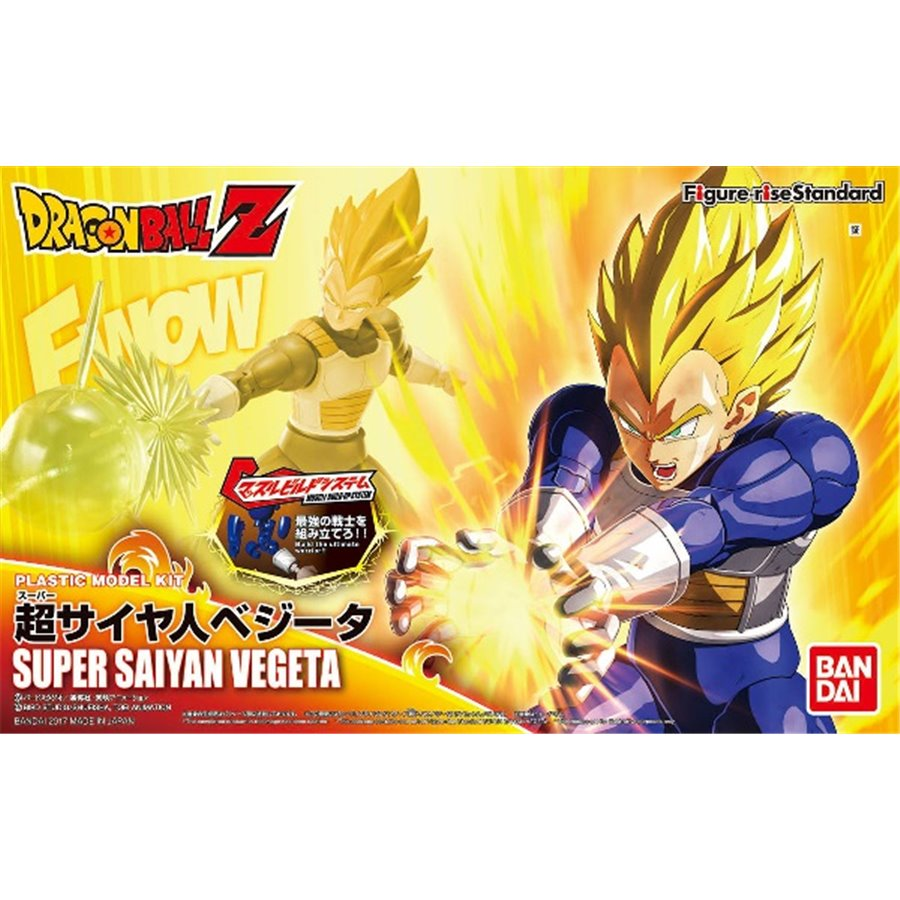 SUPER SAIYAN VEGETA – FIGURE RISE – DRAGON BALL