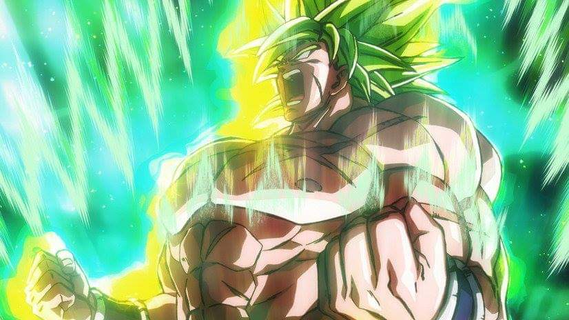Ultime bande annonce pour le film Dragon Ball Super: Broly !!