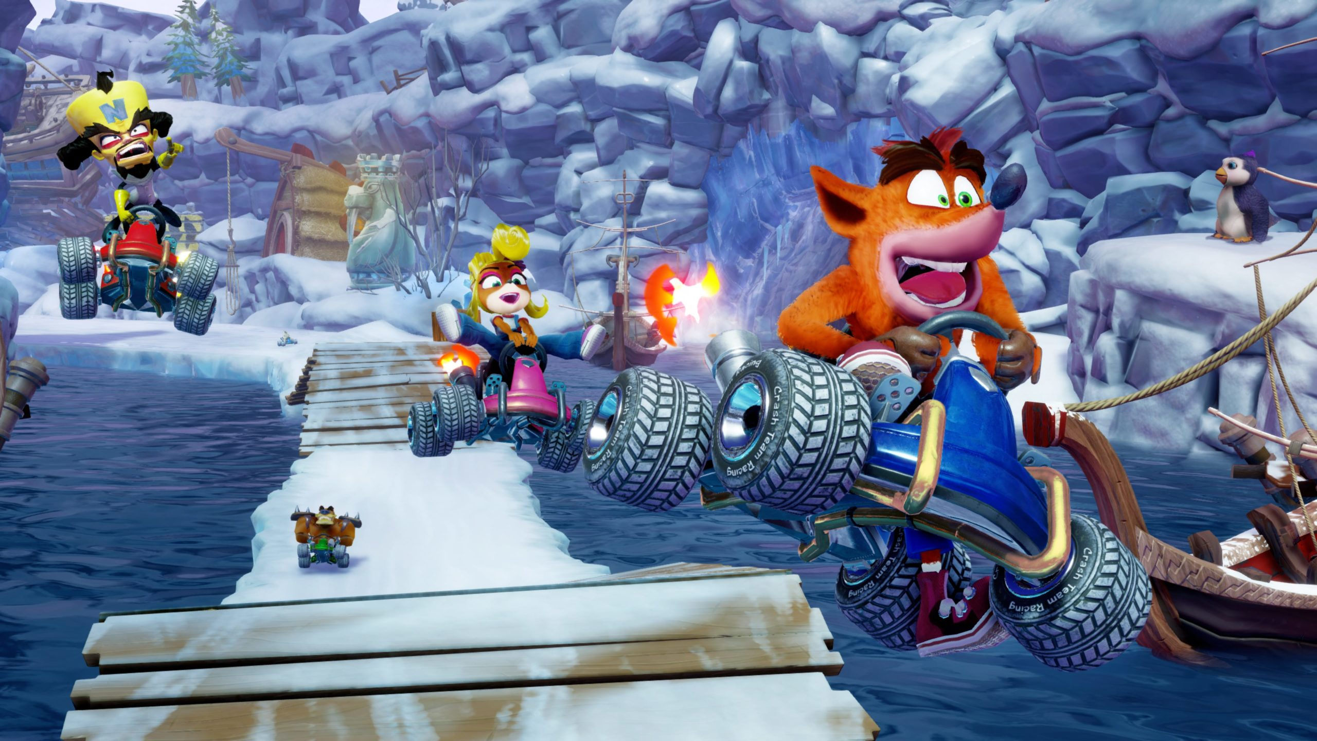 Activision dévoile Crash Team Racing Nitro Fueled !!