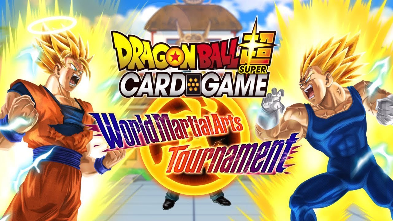 Concours Dragon Ball Super World Martial Arts Tournament !!