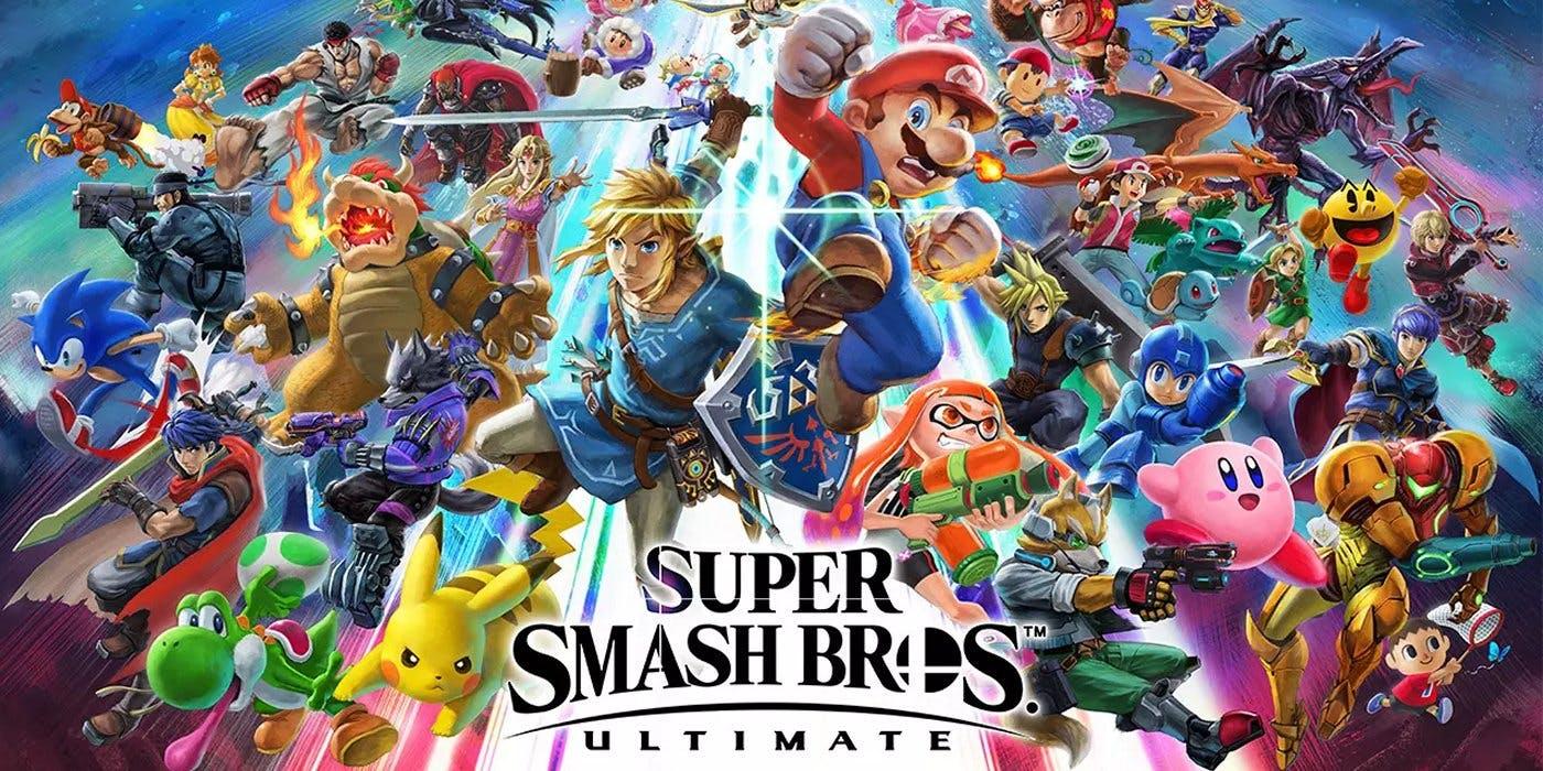 Super Smash Bros Ultimate !!